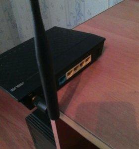 Wi Fi роутер ASUS RT-N10U