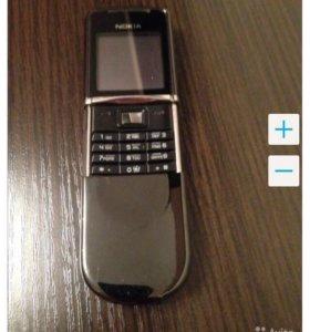 Nokia 8800 sirocco. Оригинал
