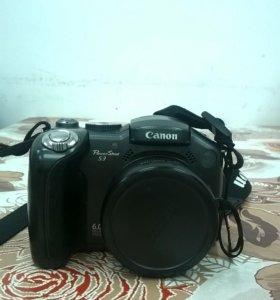 Фотоаппарат Canon Power Shot S3
