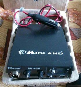 Автомобильная Радиостанция Miglang ALAN 100PLUS