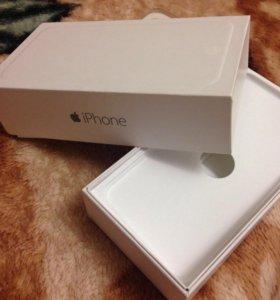 Коробка айфон 6+