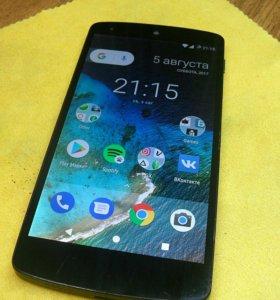 LG Nexus 5 Black ОБМЕН