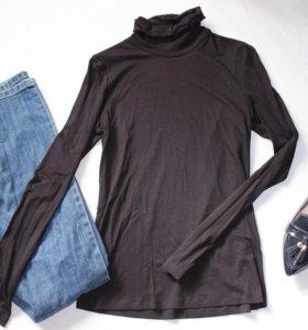 Водолазка + джинсы + лоферы новые