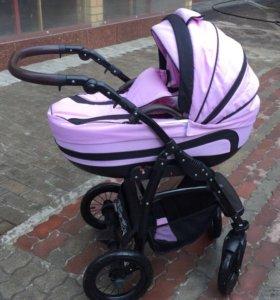 Детская коляска 2в1 Tutik