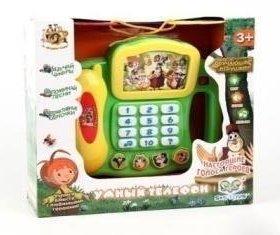 """Обучающая игрушка """"Умный телефон"""" новая"""