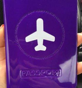 Новая обложка для паспорта