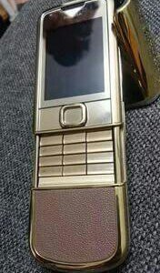 Nokia 8800 arte sapphire gold обм-продажв