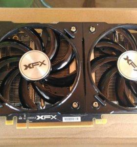 Новая видеокарта XFX R9 370X 4Gb