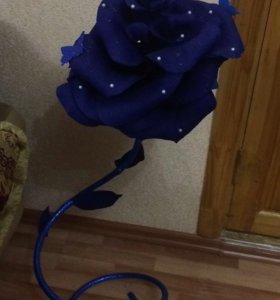 Гигантские розы на заказ