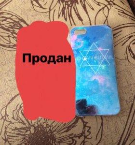 Чехлы на айфон 5 s