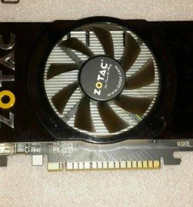 Видеокарта Zotac GTS 450 512mb 128bit
