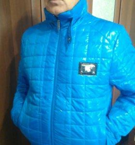 Куртка новая демизизонная