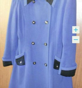 Кашемировое пальто.