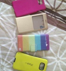 Чехлы на Samsung Galaxy Alfa