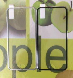 Защитные стекла на айфон 7/7plus