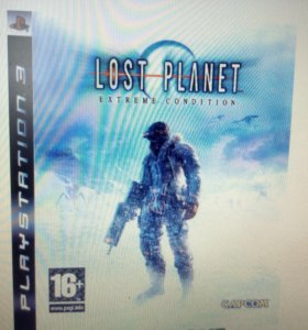 Lost planet playstation 3