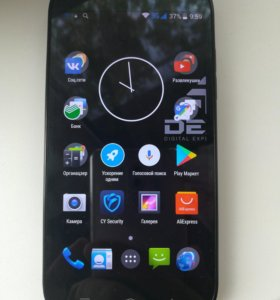 Смартфон DEXP IXION X 5