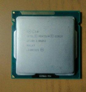 Процессор intel pentium g 2020