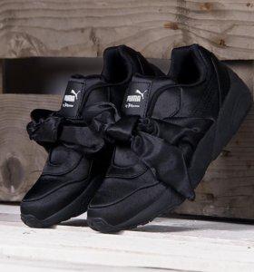 Кроссовки Puma Rihanna Bow Black