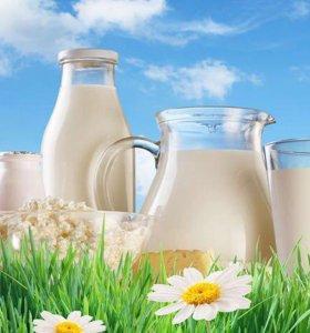 Деревенская молочная продукция !!!