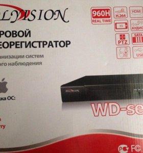 Цифровой видеорегистратор для видеонаблюдения