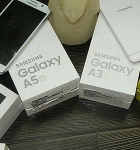 Новый Samsung A3+A5,,,16mpi,, гарантия