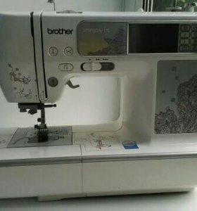 Швейно-вышивальная машина Brother NV900