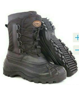 Обувь для зимней рыбалки Топпер Север