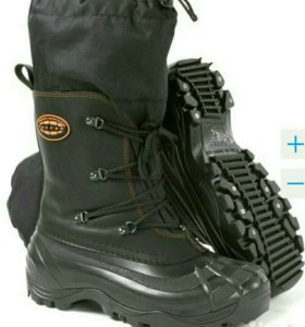 Обувь для зимней рыбалки Топпер Тундра