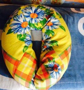 Подушка для беременных и вещи детские