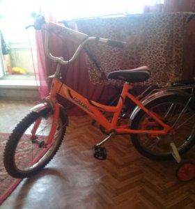 Велосипед детский,новый