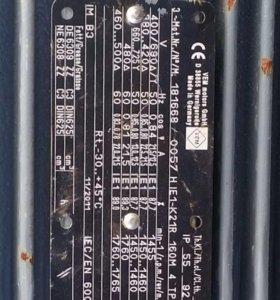 Электродвигатель асинхронный VEM 12 кВт