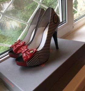 Супер туфли от Jessica Fabi