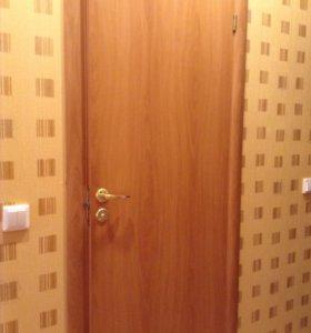 Межкомнатная дверь на 70см