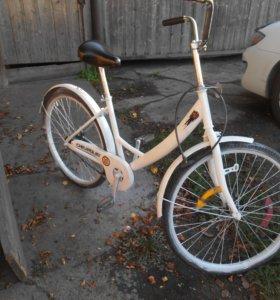 """Велосипед """" Chevrolet """" в отличном состоянии"""