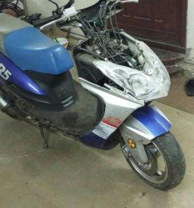 Продам скутер 150куб