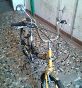 Велосипед (складной) stels