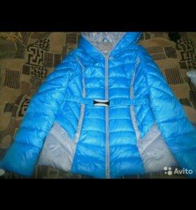Куртка димесизонная