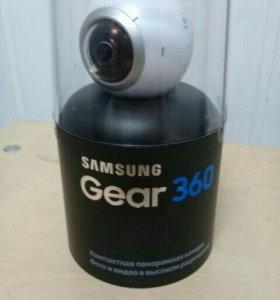 Камера Samsung Gear 360 SM-C200 в идеале