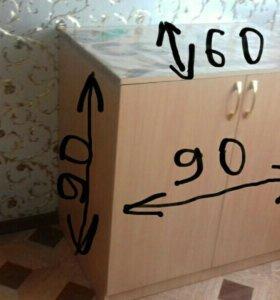 Шкафчик для балкона