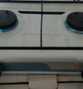 Плита двухкомфорочная газовая