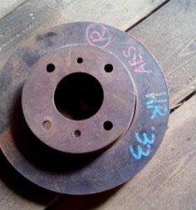 Тормозной диск(Skyline 33)