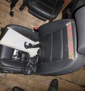 Сиденья для Audi A4 (B8) 2007-2015