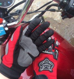Перчатки для скутера,мотоцикла