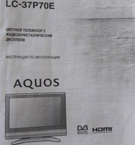 Sharp aquos lc-26p70e