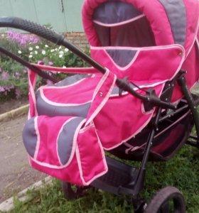 Продам коляску зима-лето.