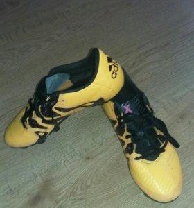 Бутсы детские adidas