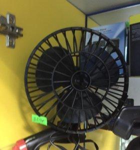 Вентилятор автомобильный новый
