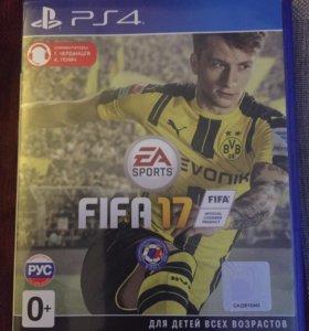 Fifa17 на ps4