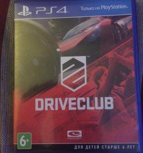 DriveClub на ps4